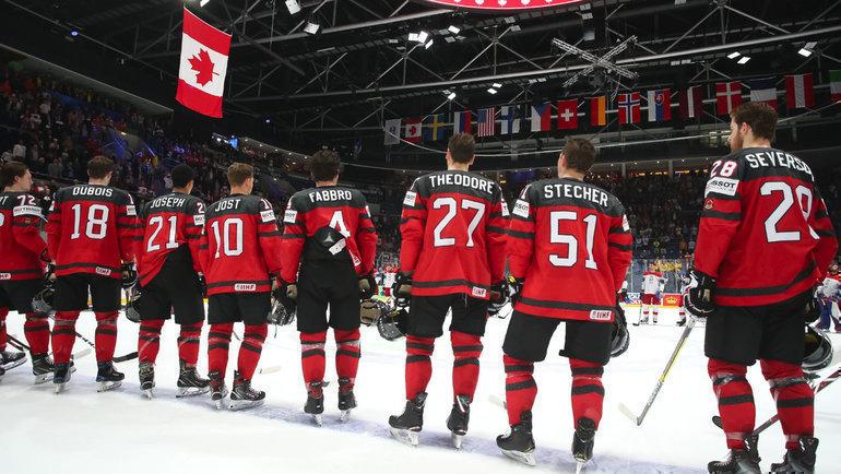 Без суперзвезд, носкрутой молодежью. Кого Канада везет начемпионат мира?