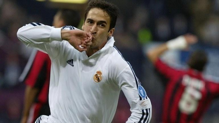 Рауль. Фото УЕФА