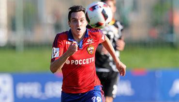 Караваев рассказал освоем отношении квоспитавшему его ЦСКА