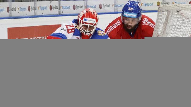Чехия— Россия— 4:0. Обзор матча Еврохоккейтура 15мая 2021 года, видео голов