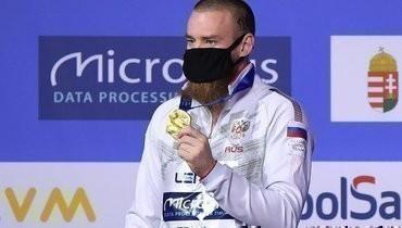 Российский прыгун вводу Кузнецов выиграл золотую медаль чемпионата Европы