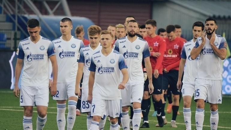 Игроки «Оренбурга». Фото ФК «Оренбург».