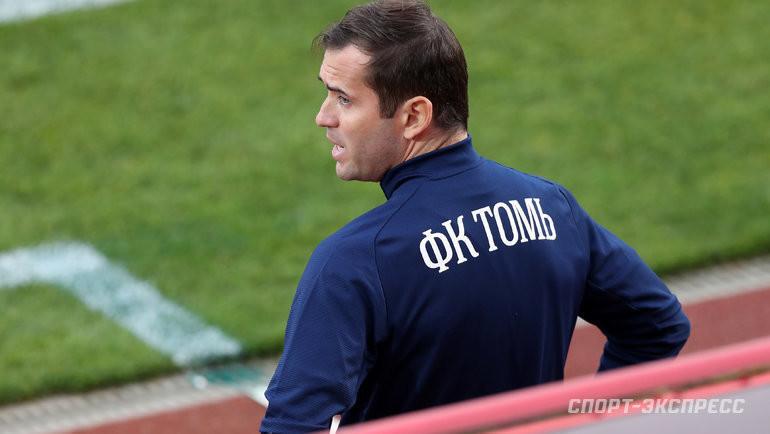 Александр Кержаков. Фото Федор Успенский., «СЭ» / Canon EOS-1D X Mark II