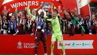 Все мысегодня сдетства за «Лестер»! Рабинер— оневероятном финале Кубка Англии