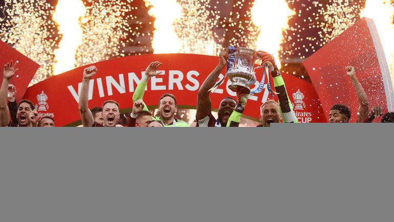 15мая. Лондон. «Челси»— «Лестер»— 0:1. Футболисты «Лестера» впервые завоевали старейший трофей мирового футбола.