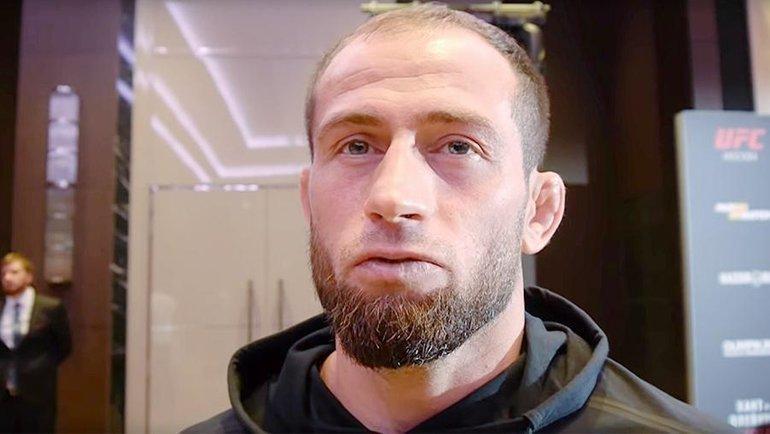Майрбек Тайсумов.