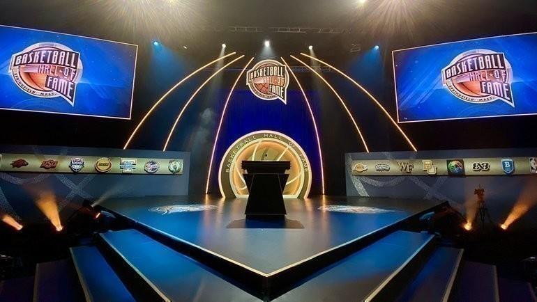 Зал славы баскетбола имени Джеймса Нейсмита. Фото NBA.