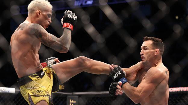 Чарльз Оливейра— Майкл Чендлер, Тони Фергюсон— Бенеил Дариуш, обзор UFC 262