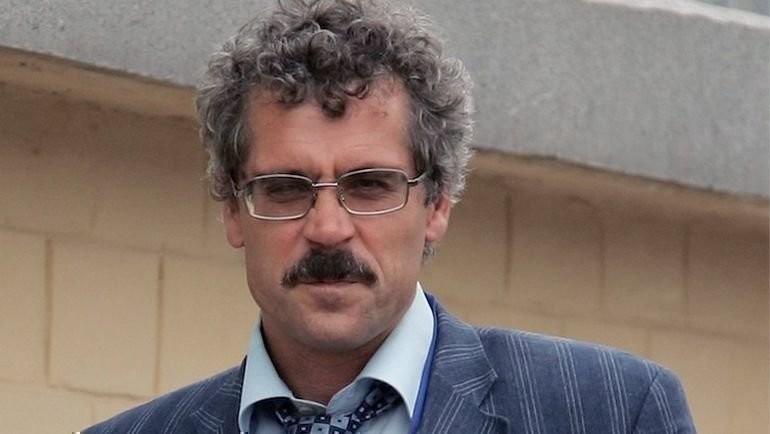 Григорий Родченков. Фото Twitter
