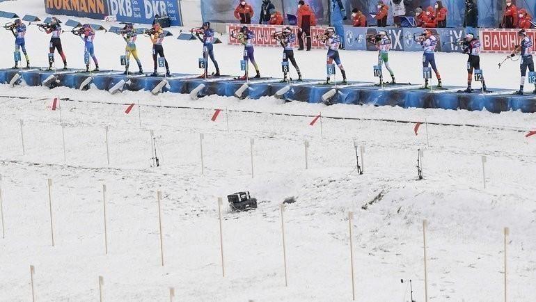 IBU лишил Белоруссию этапа Кубка мира. Фото AFP