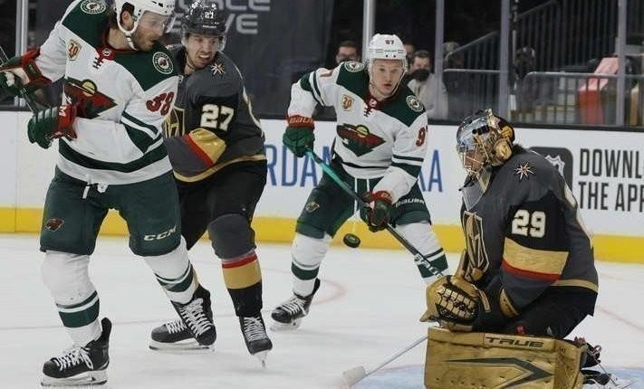 Шикарный дебют Капризова вплей-офф НХЛ! Крушил, выдавал суперпасы идаже спас свои ворота
