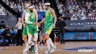 «Юта» завершила регулярный чемпионат НБА напервом месте впервые с1998 года