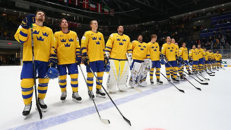 Сборная Швеции назвала состав на чемпионат мира-2021. Фото IIHF