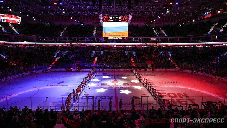 Правление КХЛ утвердило структуру проведения чемпионата сезона-2021/2022. Фото Дарья Исаева, «СЭ» / Canon EOS-1D X Mark II