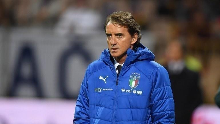 Роберто Манчини. Фото Twitter