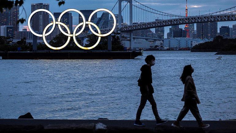 По меньшей мере 43% японцев считают целесообразным отменить летние Олимпийские игры в Токио из-за ситуации с пандемией коронавируса. Фото AFP