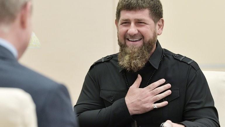 Рамзан Кадыров. Фото AFP