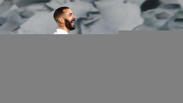 Карим Бензема. Фото Reuters