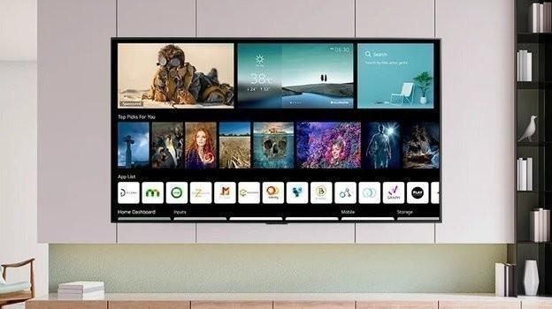 Смарт ТВ LG OLED С1. Фото LG