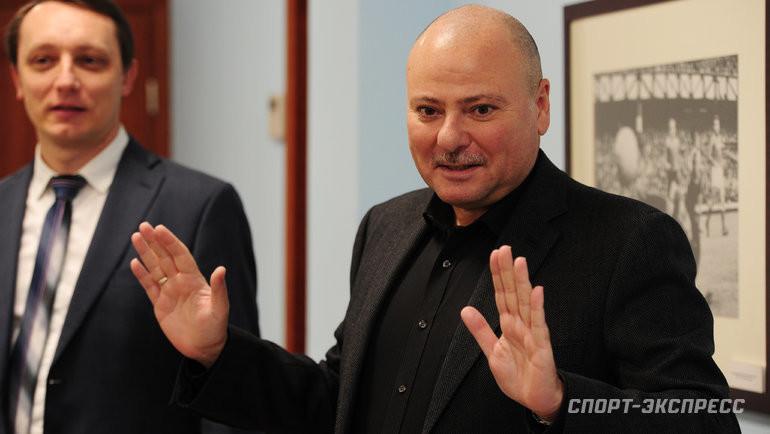 Артур Григорьянц. Фото Александр Федоров, «СЭ»