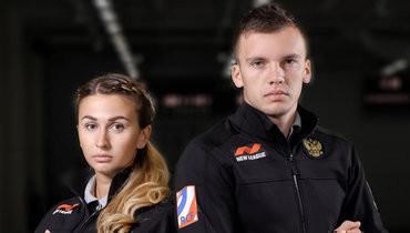 Российские керлингисты проиграли сборной Чехии начемпионате мира среди смешанных пар