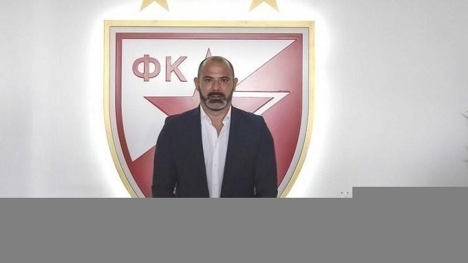 Деян Станкович. Фото ФК «Црвена Звезда».