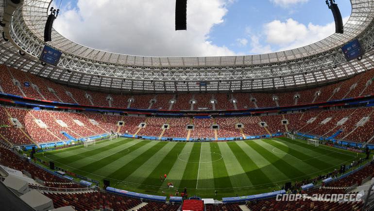 Стадион «Лужники». Фото Александр Федоров., «СЭ»