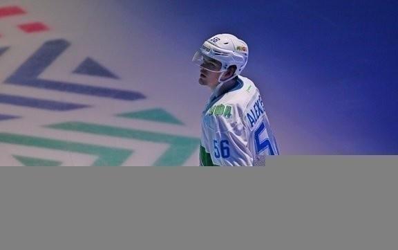 Александр Алексеев. Фото ХК «Салават Юлаев».