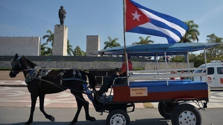 Флаг Кубы. Фото AFP