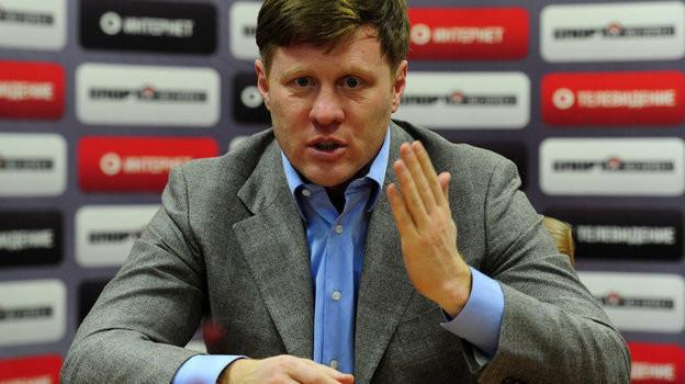 Сергей Анохин. Фото Никита Успенский, «СЭ»