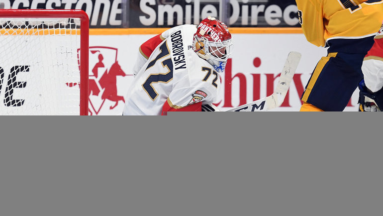 Сергей Бобровский. Фото USA Today Sports