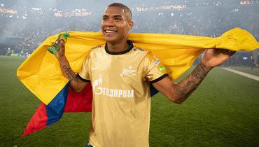 Барриос вызван всборную Колумбии наотборочные матчи ЧМ-2022
