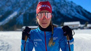 Лыжница Мацокина несогласна стем, что другие россиянки немогут навязать конкуренцию Юлии Ступак