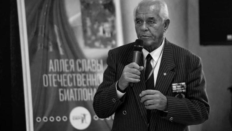 Александр Привалов. Фото biathlonrus.com