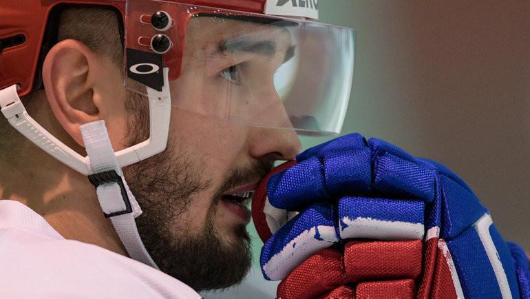 «Динамо» вернуло олимпийского чемпиона изнебытия. Онпропал нагод, нопонял, что вНХЛ его уже непустят