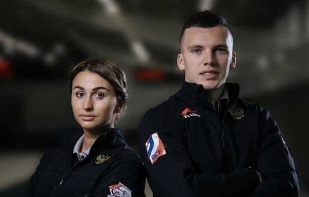 Анастасия Москалева и Александр Еремин. Фото curling.ru