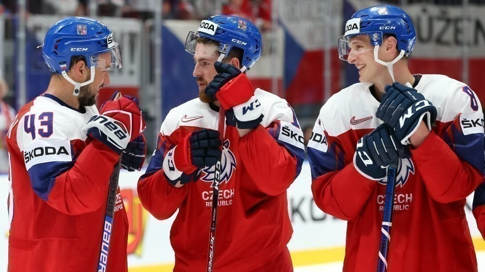 Чехия впервые замного лет готова побиться зазолотоЧМ. Пять главных звезд первого соперника России