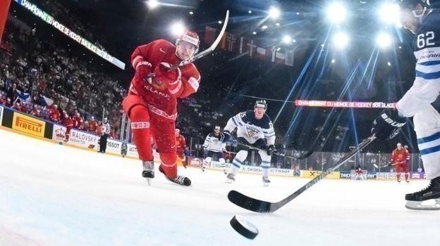 Егор Шарангович. Фото IIHF