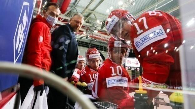 ЧМ-2021. Белоруссия— Словакия— 2:5. Фото iihf.com.