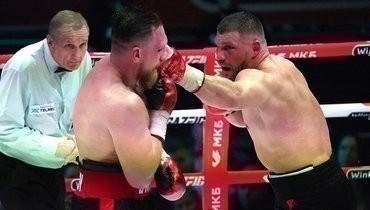 Евгений Романов победил Дмитрия Кудряшова вбою запретендентскую позицию напояс WBC.