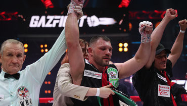 Романов победил Кудряшова вбою запояс WBC Silver