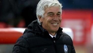 Гасперини останется напосту главного тренера «Аталанты»