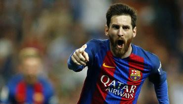 Месси стал лучшим бомбардиром сезона вчемпионате Испании