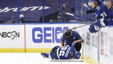 22мая. Тампа. «Тампа-Бэй»— «Флорида»— 6:2. Никита Кучеров получил повреждение.