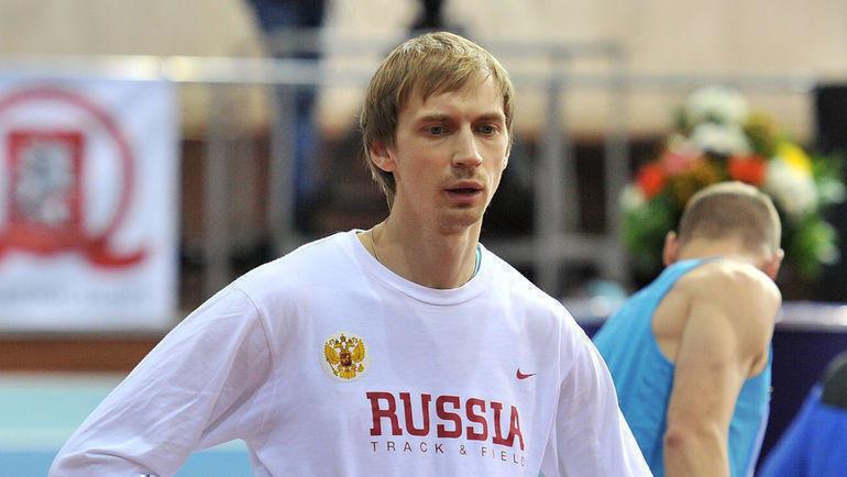 Андрей Сильнов. Фото Алексей Иванов.