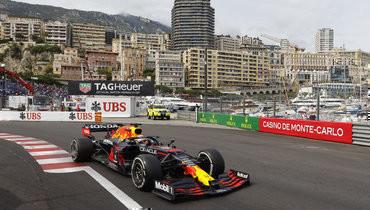 Ферстаппен выиграл «Гран-при Монако», Мазепин— 17-й