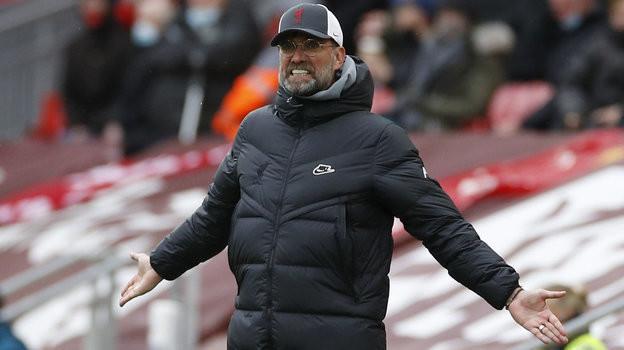 23мая. Ливерпуль. «Ливерпуль»— «Кристал Пэлас»— 1:0. Юрген Клопп. Фото Reuters