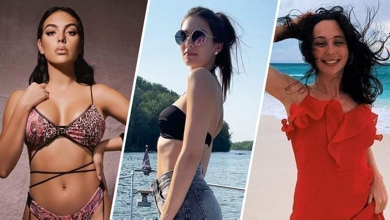Джорджина Родригес, Анастасия Овечкина, Елизавета Туктамышева. Фото Instagram