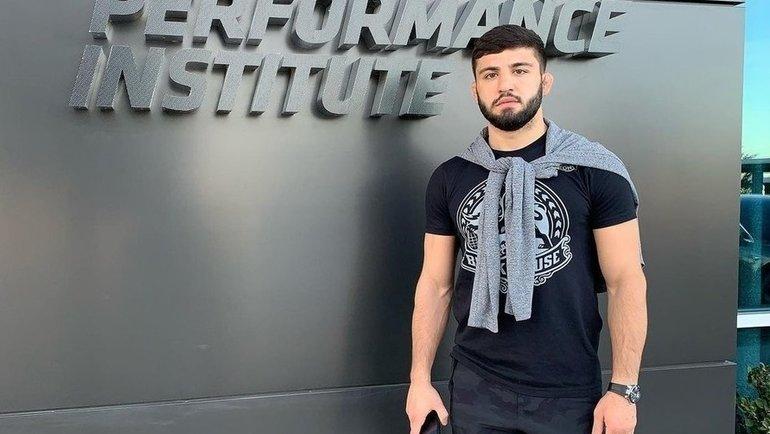 Арман Царукян. Фото Instagram