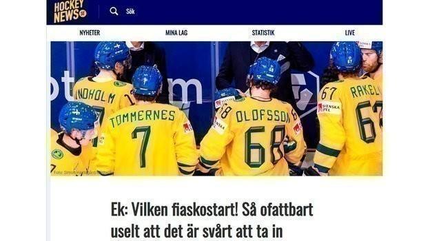 Hockey News.